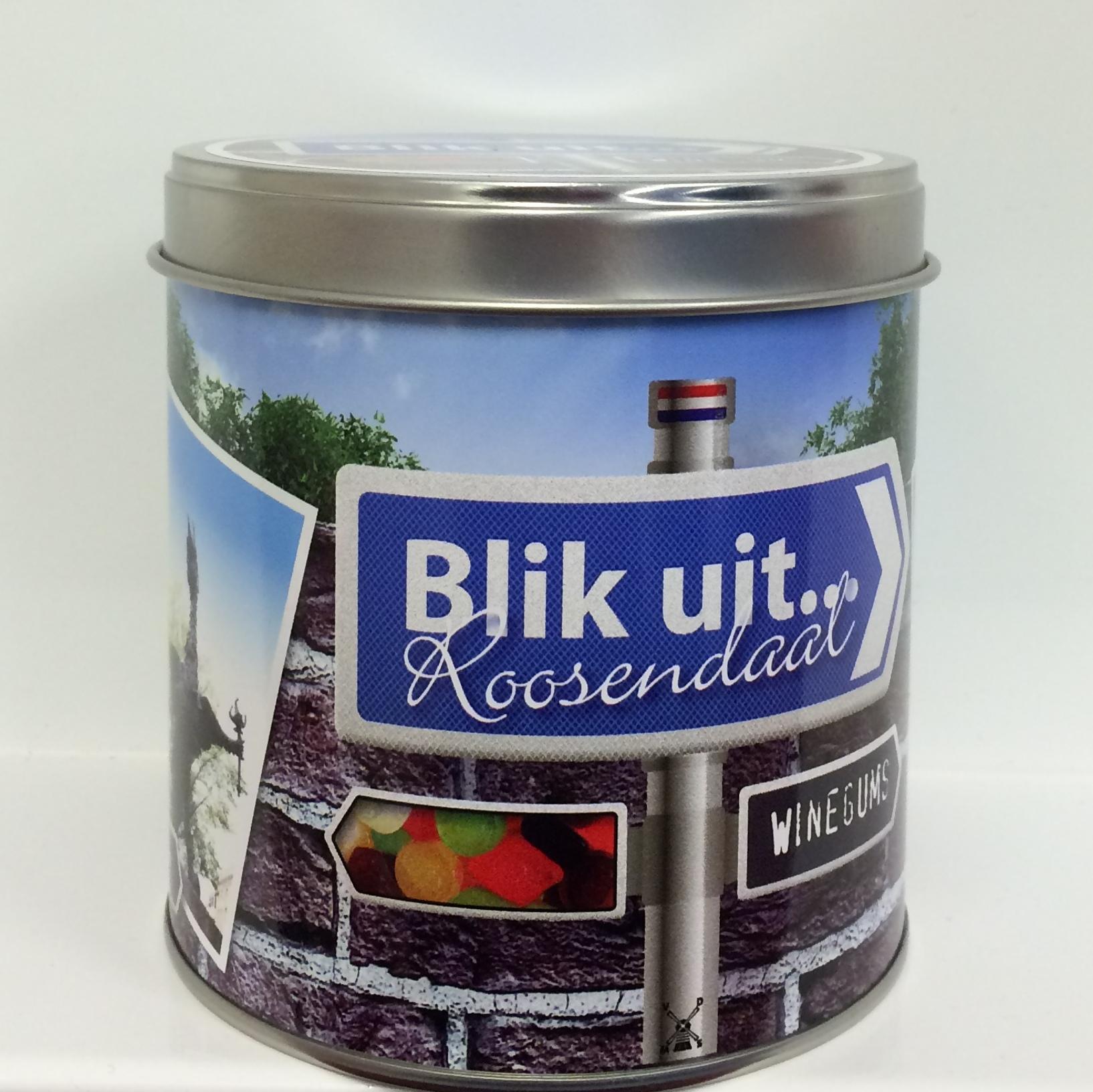 Blik uit Roosendaal